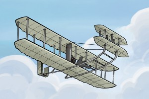 Le Flyer des frères Wright