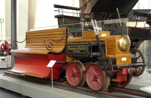 Locomotive-electrique