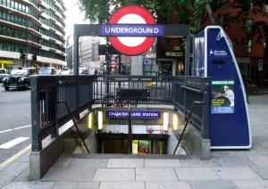 Tube-londonien