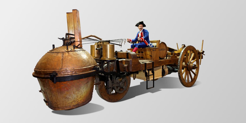 Automobile Frise Temporelle Les Grandes Inventions
