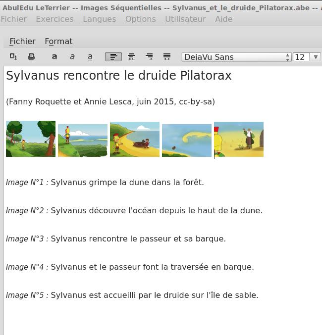 Sylvanus rencontre le druide Pilatorax